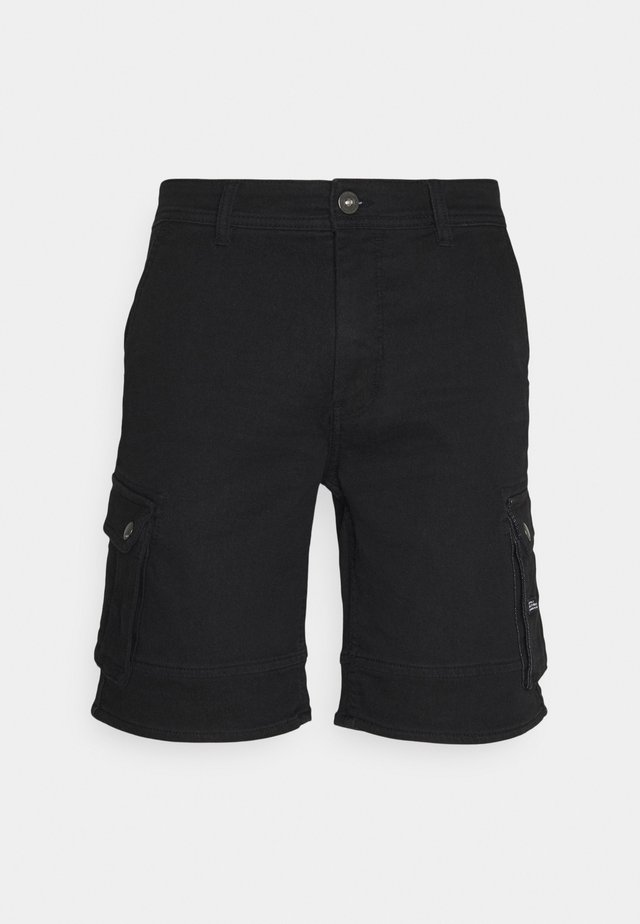 Shorts di jeans - denim black