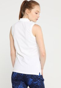 Polo Ralph Lauren Golf - STRETCH VISDRY - Polo shirt - pure white - 2