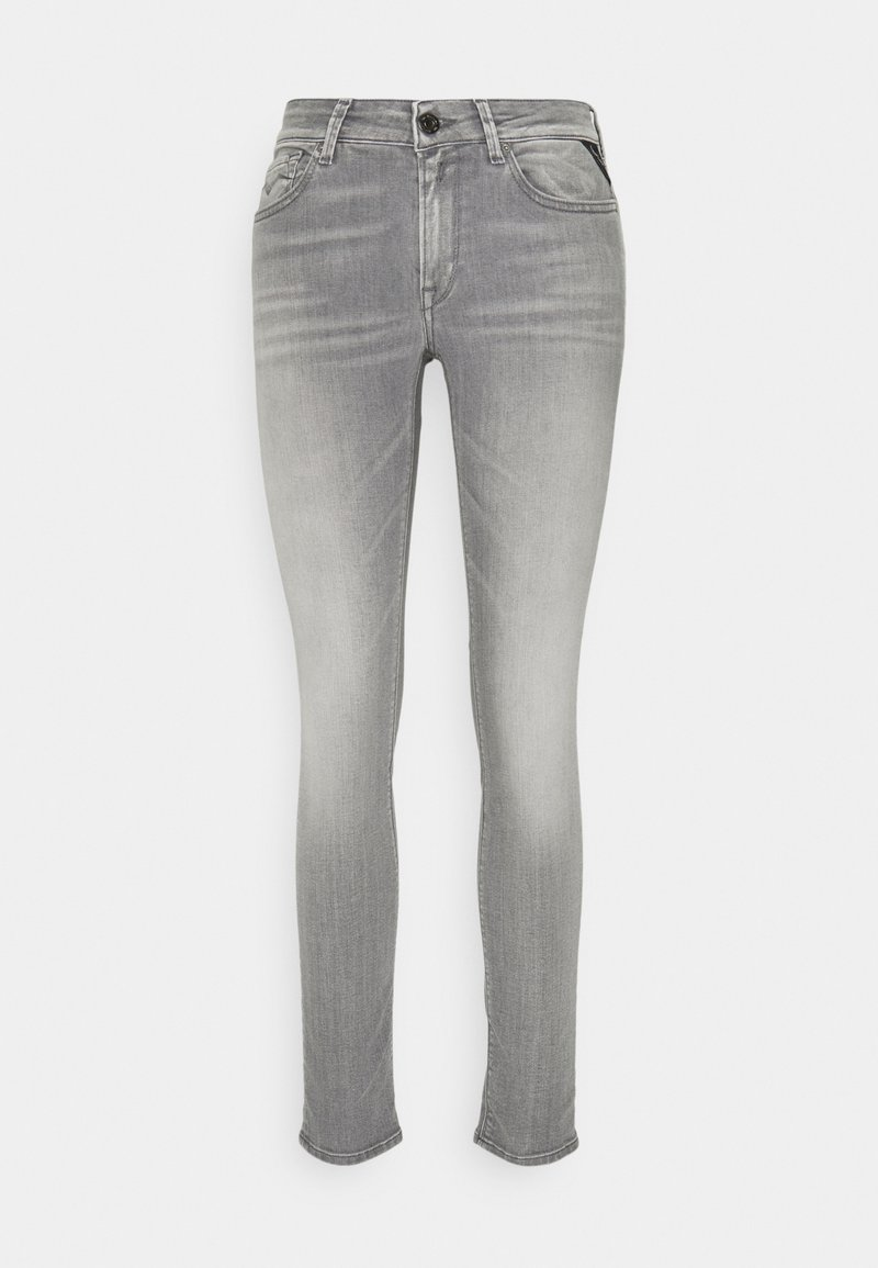 Replay - NEW LUZ PANTS - Jeans Skinny Fit - medium grey