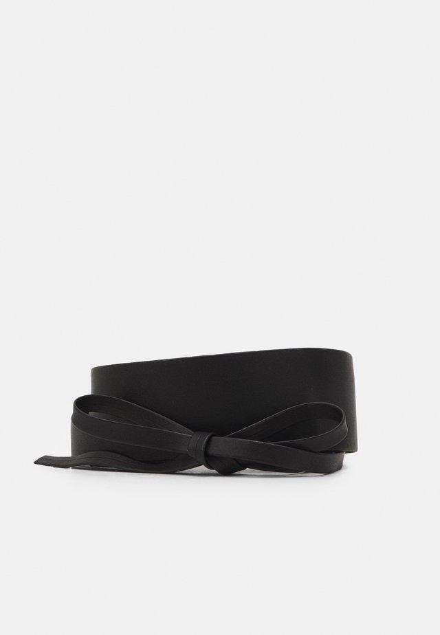 FGMADALYN WAIST BELT ZAL - Waist belt - black