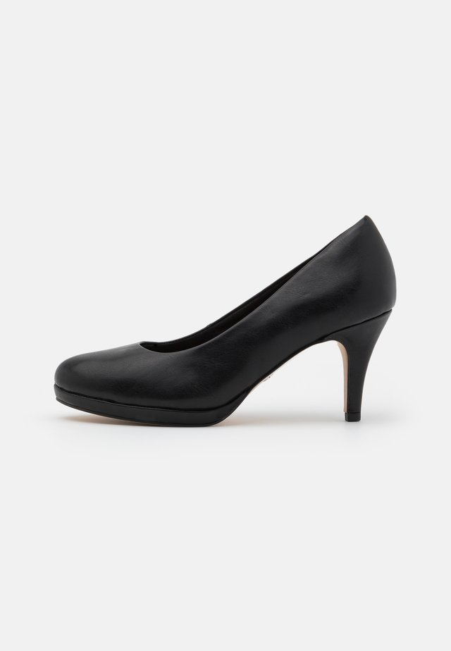 COURT SHOE - Klassieke pumps - black matt