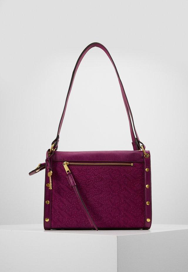 ALLIE - Käsilaukku - purple