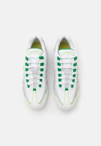 Nike Sportswear - AIR MAX 95 UNISEX - Baskets basses - white/classic green/electric green - 3