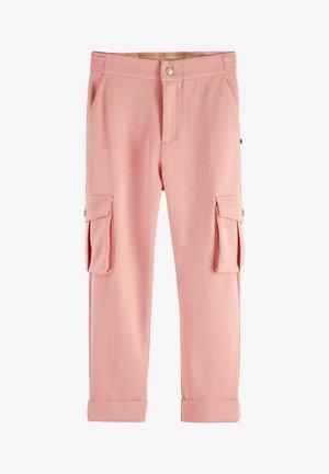 Cargo trousers - sorbet