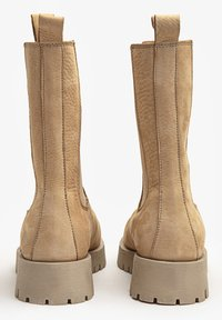 Inuovo - Platform ankle boots - light brown - 3