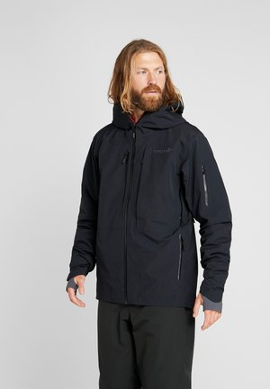 LOFOTEN - Ski jacket - caviar