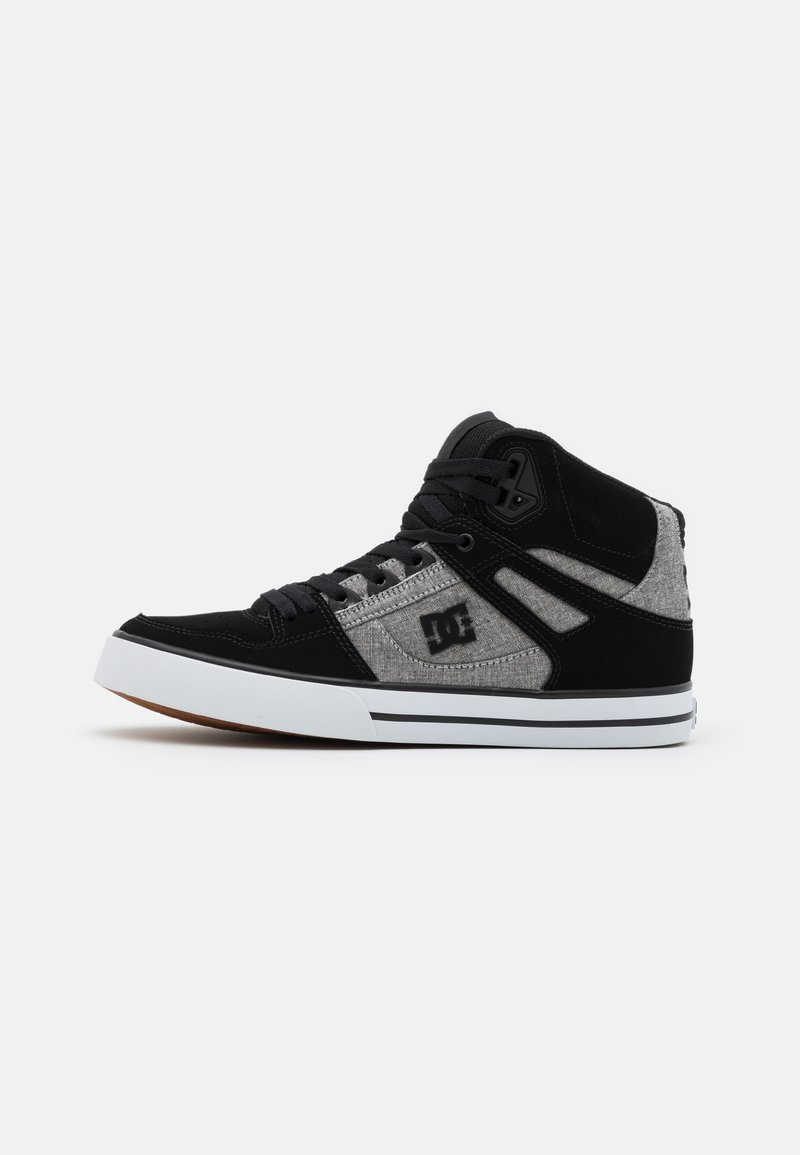 DC Shoes - PURE - Chaussures de skate - black/battleship/armor