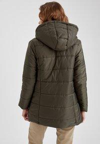 DeFacto - Winter coat - khaki - 1