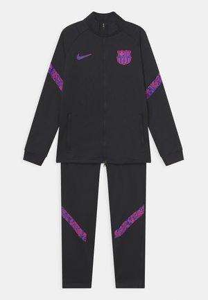 FC BARCELONA SET UNISEX - Club wear - black/hyper royal