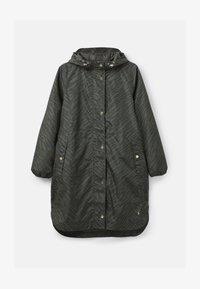 Tom Joule - Winter coat - dunkelgrün zebra-print - 7