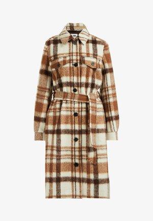 Classic coat - caramel