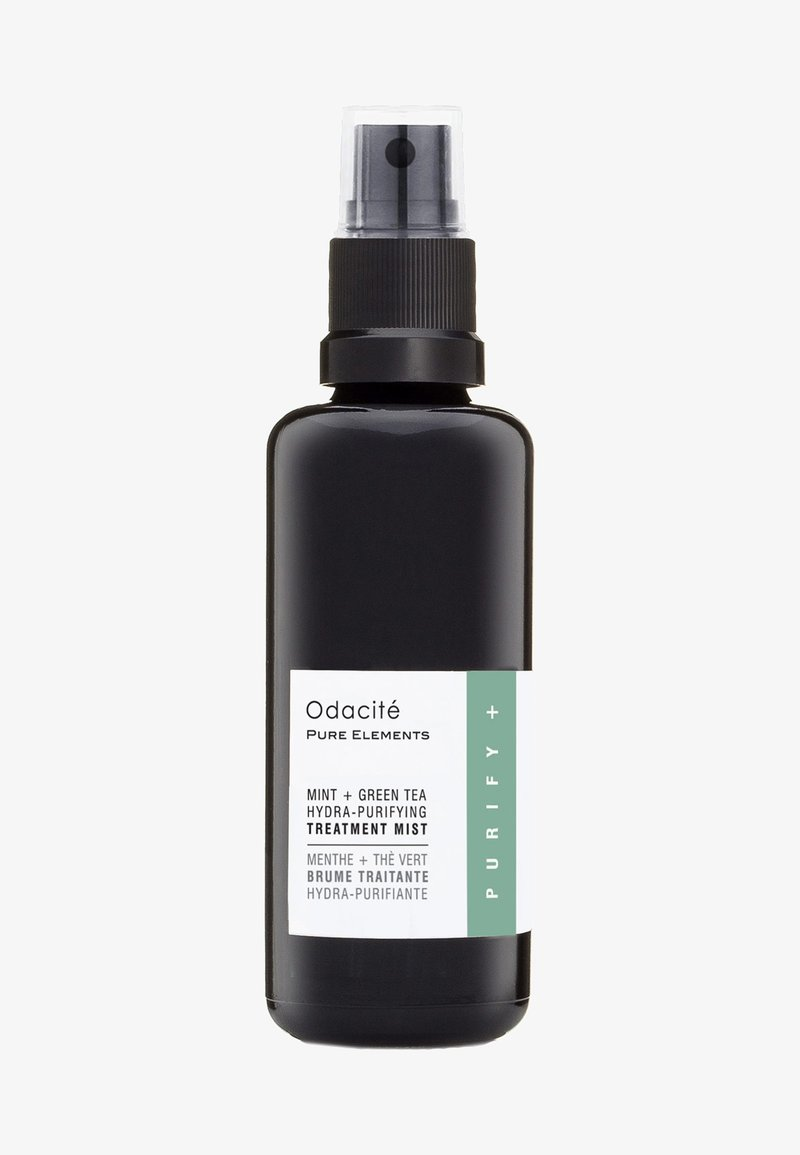 Odacité - HYDRA MIST PURIFY - MINT + GREEN TEA TREATMENT MIST - Face mask - -