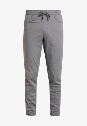 NOTION PANTS - Trousers - ash