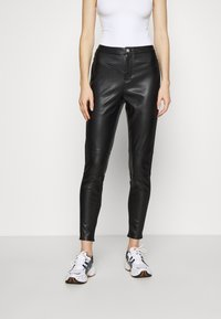 Calvin Klein Jeans - Trousers - black - 0