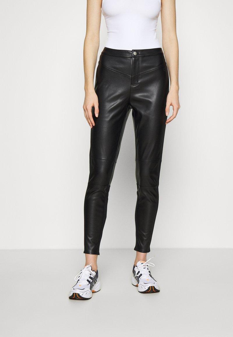 Calvin Klein Jeans - Trousers - black