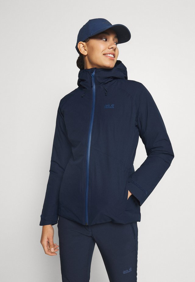 ARGON STORM JACKET - Giacca invernale - midnight blue