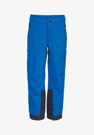 HOSE KIDS BADILE - Pants - radiate blue