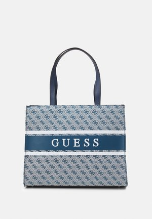 HANDBAG MONIQUE TOTE - Shopping bag - blue