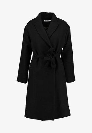 AISY - Classic coat - noir