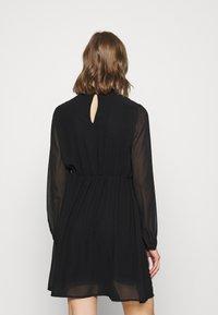 Vero Moda - VMBELLA DRESS - Cocktail dress / Party dress - black - 2