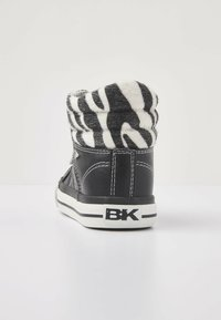 British Knights - ATOLL - High-top trainers - black/zebra - 3
