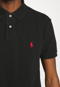Polo Ralph Lauren - SHORT SLEEVE - Polo - black - 5