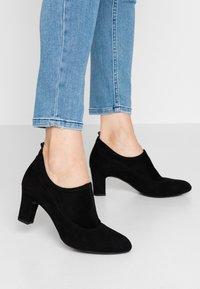 Unisa - MESI - Classic heels - black - 0