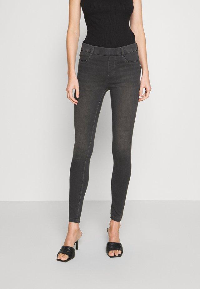 ORGANIC PREMIUM EDEN - Jeans Skinny Fit - charcoal