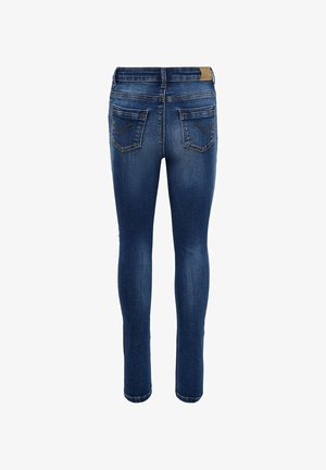 KONPAOLA - Jeansy Skinny Fit - medium blue denim