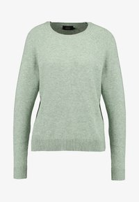ONLY - ONLLESLY KINGS - Strikpullover /Striktrøjer - basil - 4