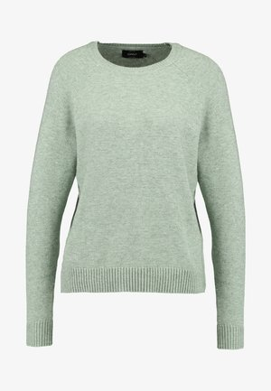 ONLLESLY KINGS - Strickpullover - basil