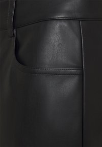 Nly by Nelly - HIGH WAIST PANTS - Pantalon classique - black - 2