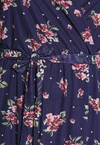 Anna Field Curvy - Day dress - dark blue - 5