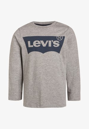 Long sleeved top - grey melange