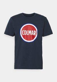 Colmar Originals - FIFTH - Print T-shirt - navy - 3
