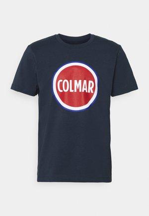 FIFTH - Print T-shirt - navy