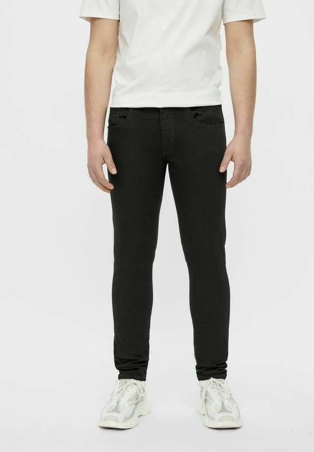 JAY - Jeans slim fit - black