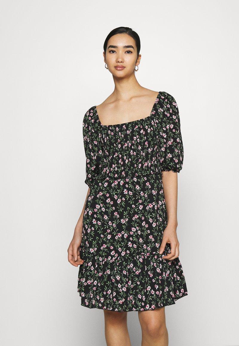 ONLY - ONLPELLA DRESS - Day dress - black