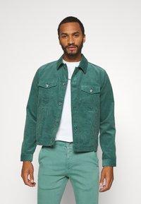 Samsøe Samsøe - LAUST JACKET - Summer jacket - sagebrush green - 0
