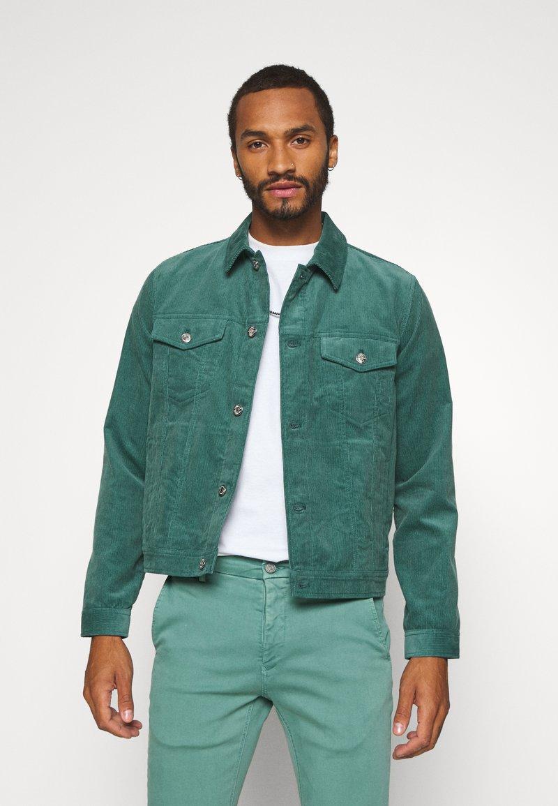Samsøe Samsøe - LAUST JACKET - Summer jacket - sagebrush green