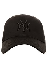 New Era - 9FORTY MLB NEW YORK YANKEES  - Lippalakki - black - 1