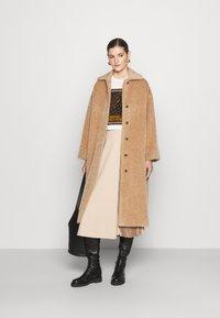 Marella - AGAIN - Classic coat - cammello - 1
