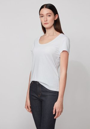 TIGREATY - T-shirt basic - white