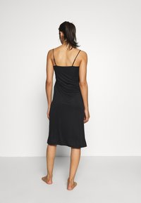 Marks & Spencer London - FULL SLIPS 2 PACK - Nightie - black mix - 3
