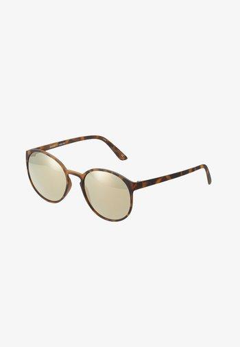 SWIZZLE (LE TOUGH) - Sunglasses - matte tortoise