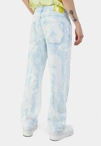 Bershka - Jeans a sigaretta - light blue - 2
