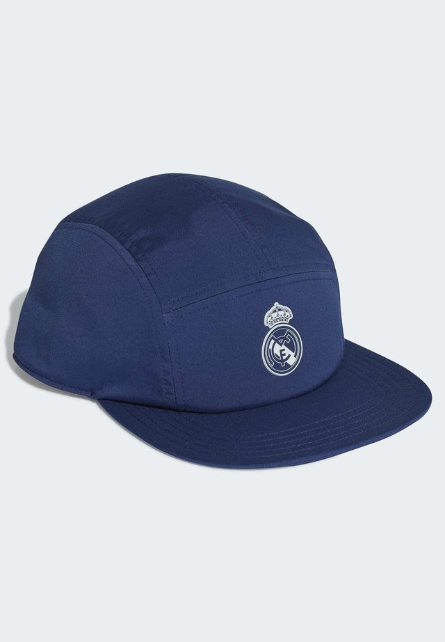 REAL MADRID FIVE-PANEL CAP - Cap - blue
