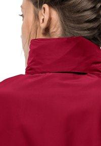 Jack Wolfskin - Hardshell jacket - scarlet - 3