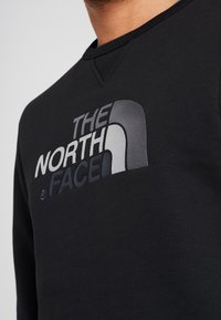 The North Face - MENS DREW PEAK CREW - Bluza - black - 5