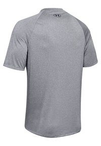 Under Armour - TECH NOVELTY - T-shirt basic - pitch grey - 1